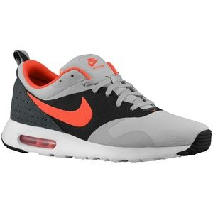 Nike Air Max | Tavas Grey/Bright Crimson